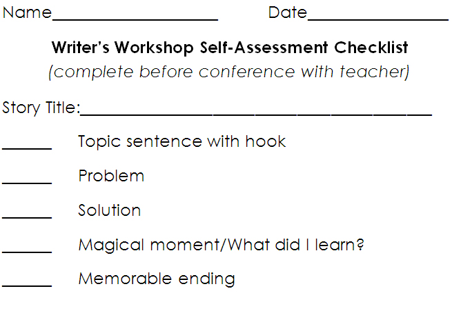 Memoir Worksheets