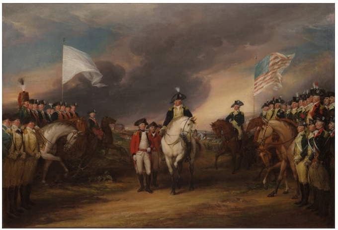 Americans win more than a battle at Saratoga   Oct